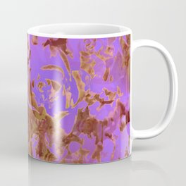 Surreal roses with weird attitude Coffee Mug