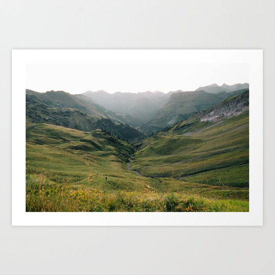 Little People - Landscape Photography Art Print