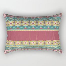 Aztec Art Rectangular Pillow