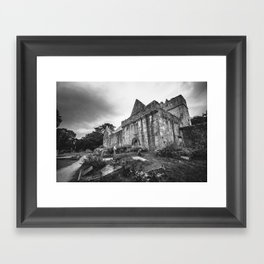 Muckross Abbey Framed Art Print