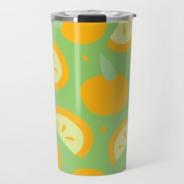 Tropical - Citrus Travel Mug