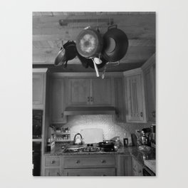 Homemaker Canvas Print