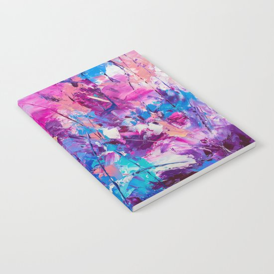 Paradise Bush Notebook