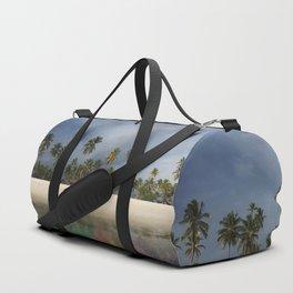 Rainbow Algae Bloom Duffle Bag