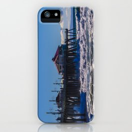 Weekend Waves - Surf City USA iPhone Case