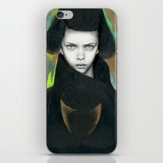 Beatrice iPhone & iPod Skin