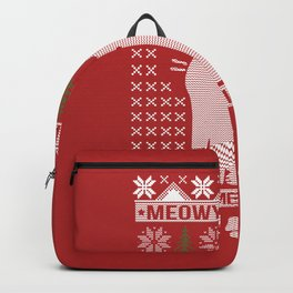 MEOWY CATMAS Backpack