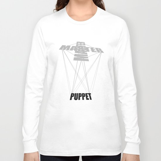 Puppet Master Long Sleeve T-shirt