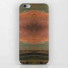 In The Land Of Wanderers  iPhone Skin