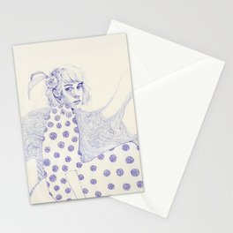 Flowery Stationery Cards