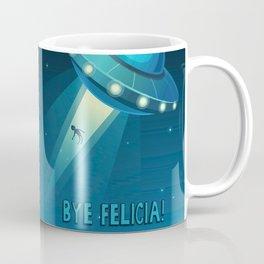 Bye Felicia Mug (Two Sided) Coffee Mug