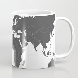 map Coffee Mug
