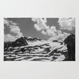 Blankets in the Desert Rug