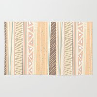 safari Area & Throw Rugs featuring SAFARI by Amalia-Anne