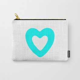 My Blue Love Mania Carry-All Pouch