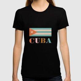 Vintage Cuban Pride T-shirt