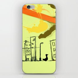 Duck City iPhone Skin