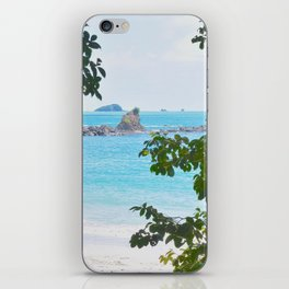 Manuel Antonio iPhone Skin