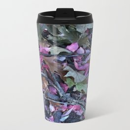 Mother Nature's Tea Metal Travel Mug