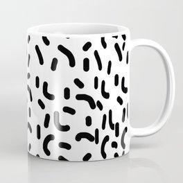 B & W Fun Pattern! Coffee Mug