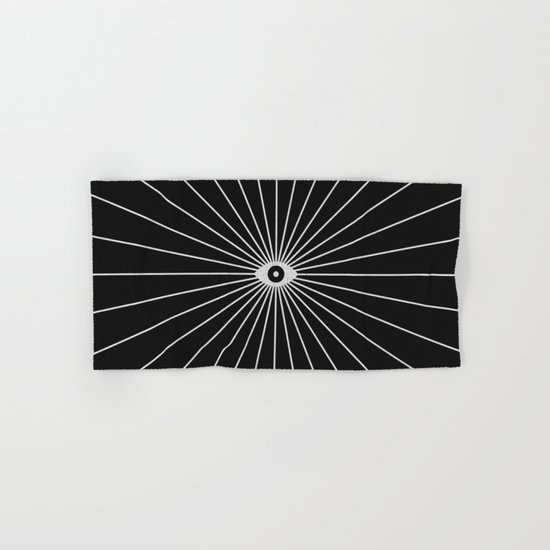 Big Brother (Inverted) Hand & Bath Towel