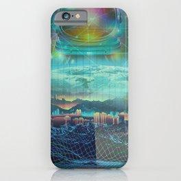 R E T R O B O Y iPhone Case