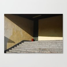 Red Point Canvas Print