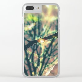 Who you Are Clear iPhone Case