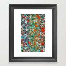 Percolate #1 Framed Art Print