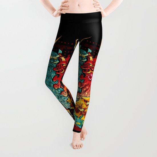 PAKKU-MAN Leggings