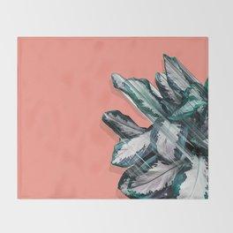 Skyward Plant Throw Blanket