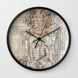 Someone I can kiss Wall Clock