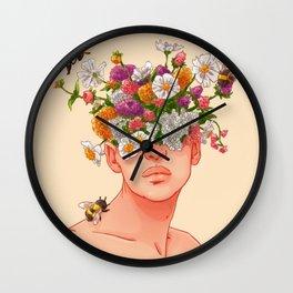 Love & Jalousy Wall Clock