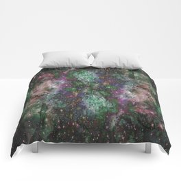 OUTER SPACE Comforters