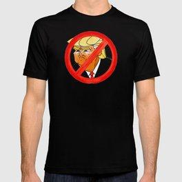 #Resist Orange 45 T-shirt