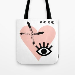 Don't break my heart Tote Bag