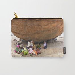 Under a nut´s shadow Carry-All Pouch