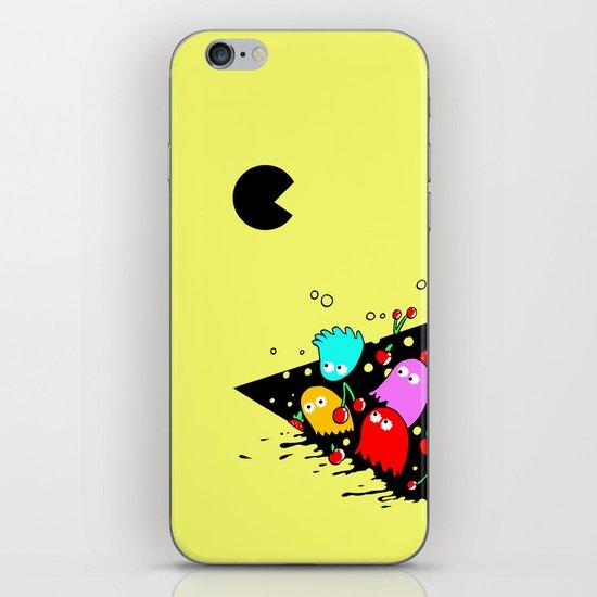 GREEDY  iPhone Skin