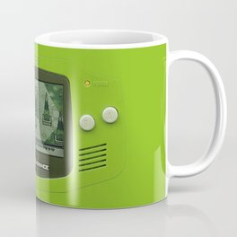 Gameboy Zelda Link Coffee Mug