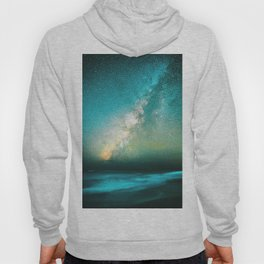 Milky Way Galaxy II Hoody