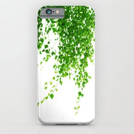 Green Leaves Delight #1 #tropical #decor #art #society6 iPhone Case