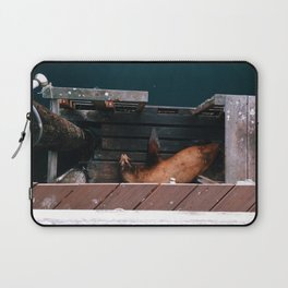 Bay Weeper Laptop Sleeve