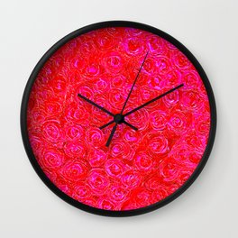 abundance of love Wall Clock