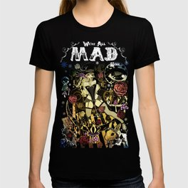 MAD ALICE: HATTER T-shirt