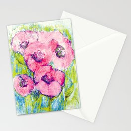 Bouquet 2 Stationery Cards