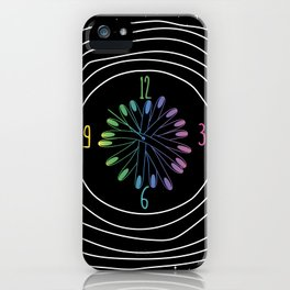 Endless Time iPhone Case