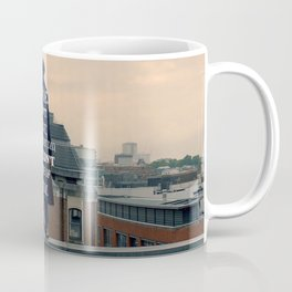 Heroes Don't Exist Coffee Mug
