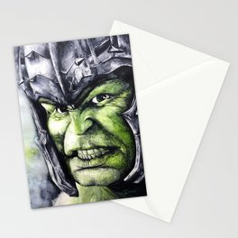 SMASH: The Hulk Stationery Cards