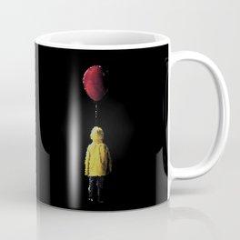 It Georgie Stained Glass Coffee Mug