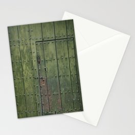 Green Door Stationery Cards